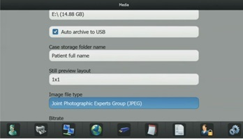 EvolutionHD - How to Enable File Encryption